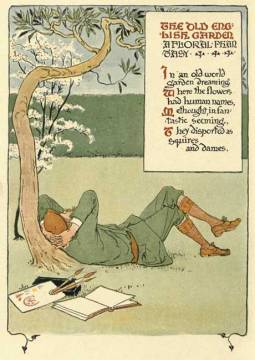 VERSE Walter Crane