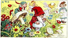 raggedy Ann fairies