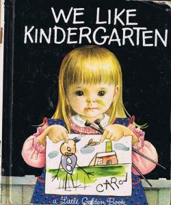 We love kindergarden