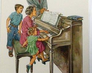 Singing Mom