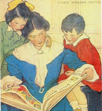 Image result for teacher children's vintage books